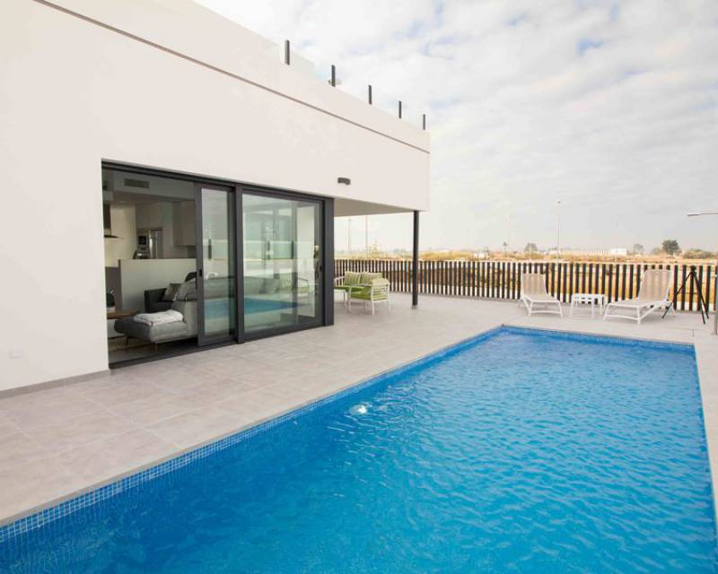 Detached Villa - New build - Dolores - Dolores
