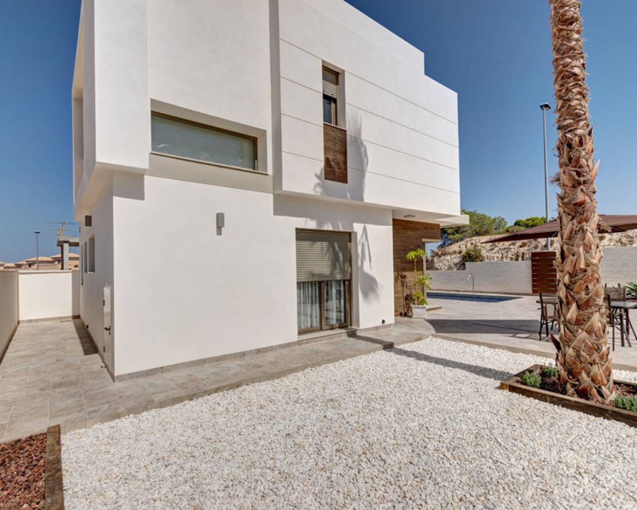 New build - Detached Villa - San Miguel de Salinas