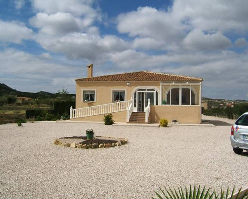 Country Property - Resale - Hondon de Las Nieves - Hondon De Los Frailes
