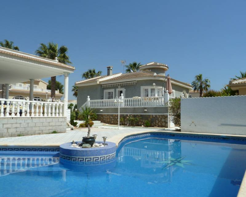 Detached Villa - Resale - Ciudad Quesada - Dona Pepa