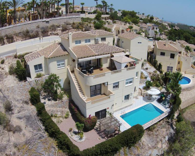 Detached Villa - Resale - Orihuela Costa - Las Ramblas