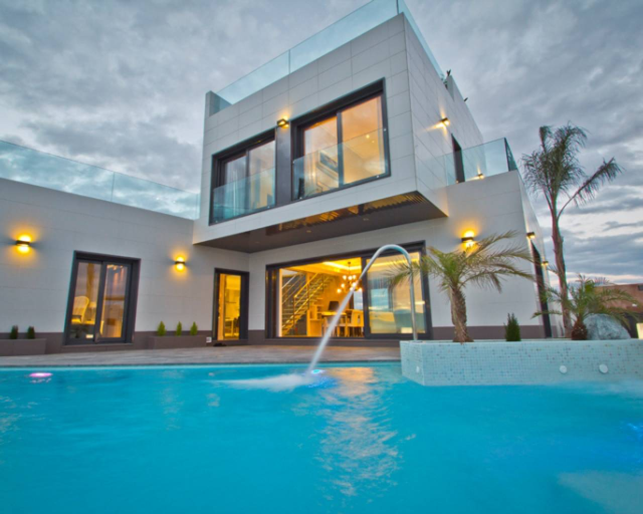 New build - Detached Villa - Orihuela Costa - Campoamor