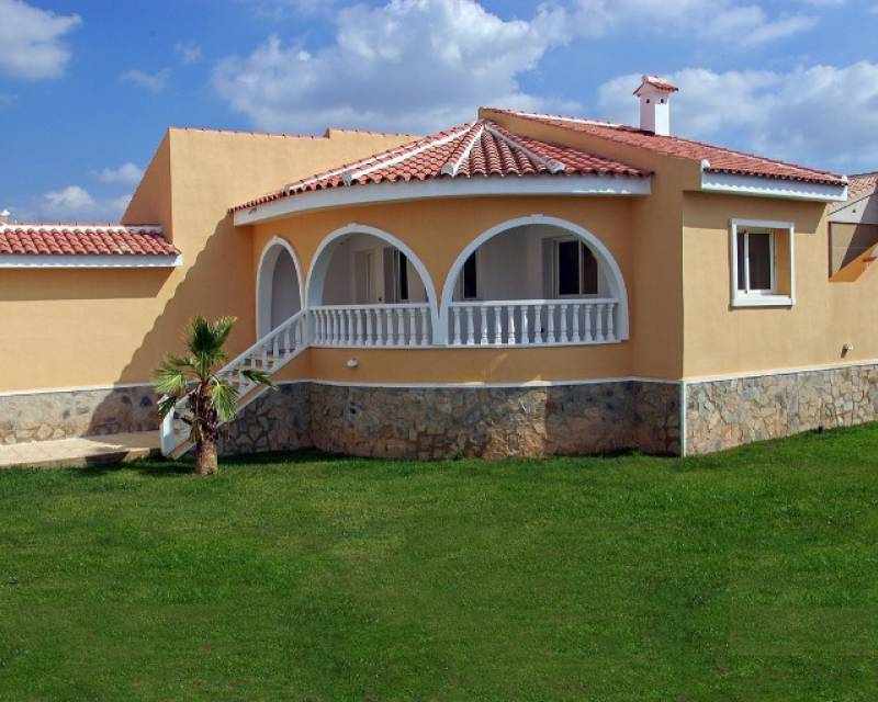 Detached Villa - New build - Benijofar - Monte Azul