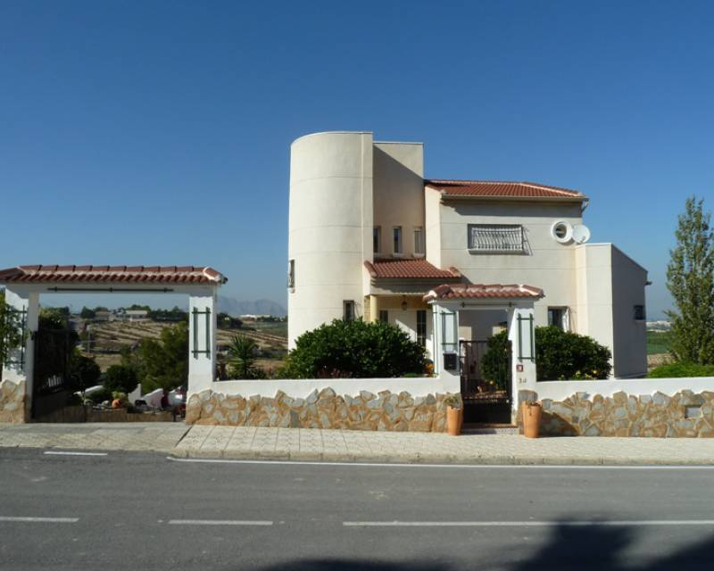 Detached Villa - Resale - Algorfa - Lomas de La Juliana