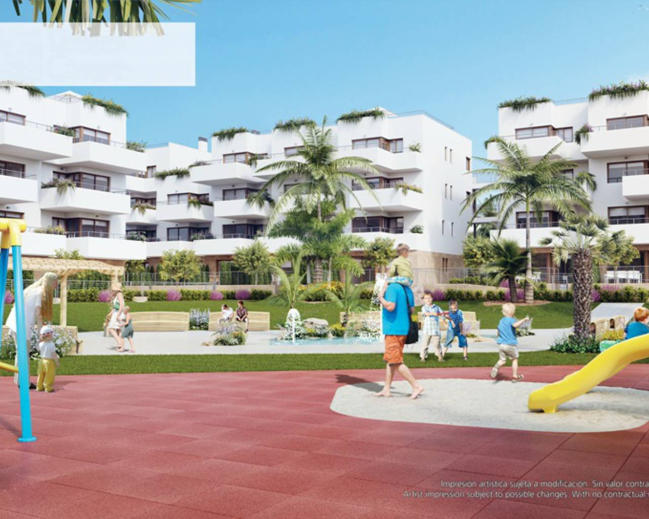 New build - Apartment - Orihuela Costa - Lomas de Campoamor