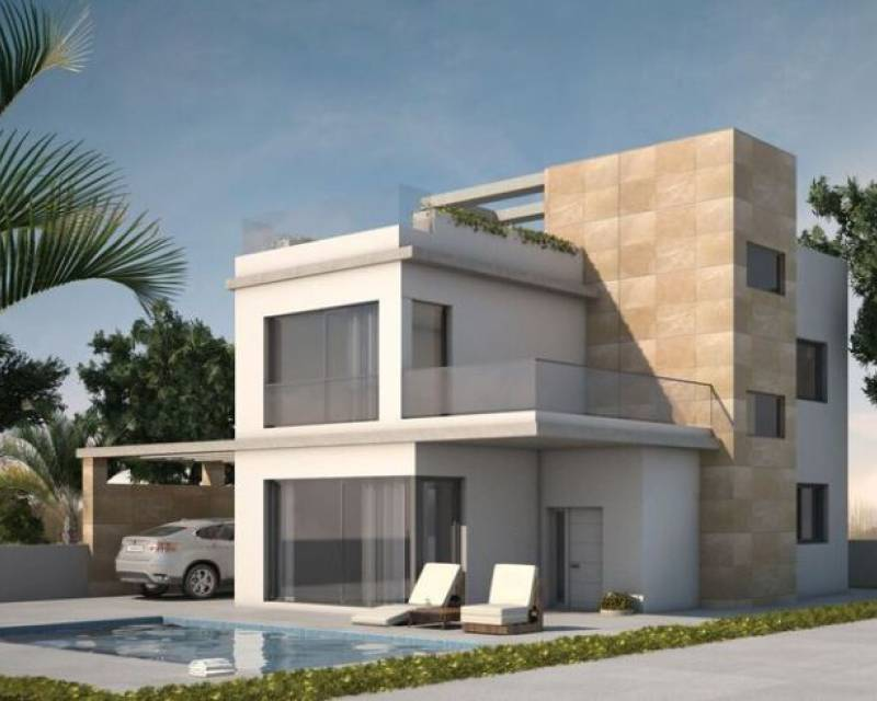 Detached Villa - New build - San Miguel de Salinas - San Miguel