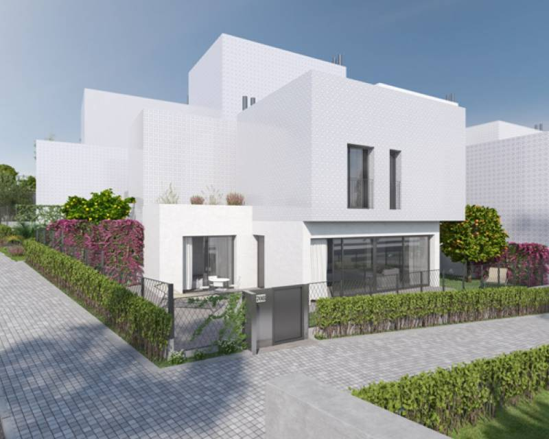 Townhouse  - New build - San Miguel de Salinas - San Miguel de Salinas