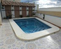 Resale - Semi Detached Villa - Torre de La Horadada - Torre De Horadada