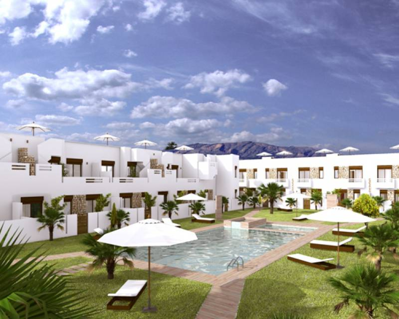 Townhouse  - New build - Torre de La Horadada - Torre De Horadada