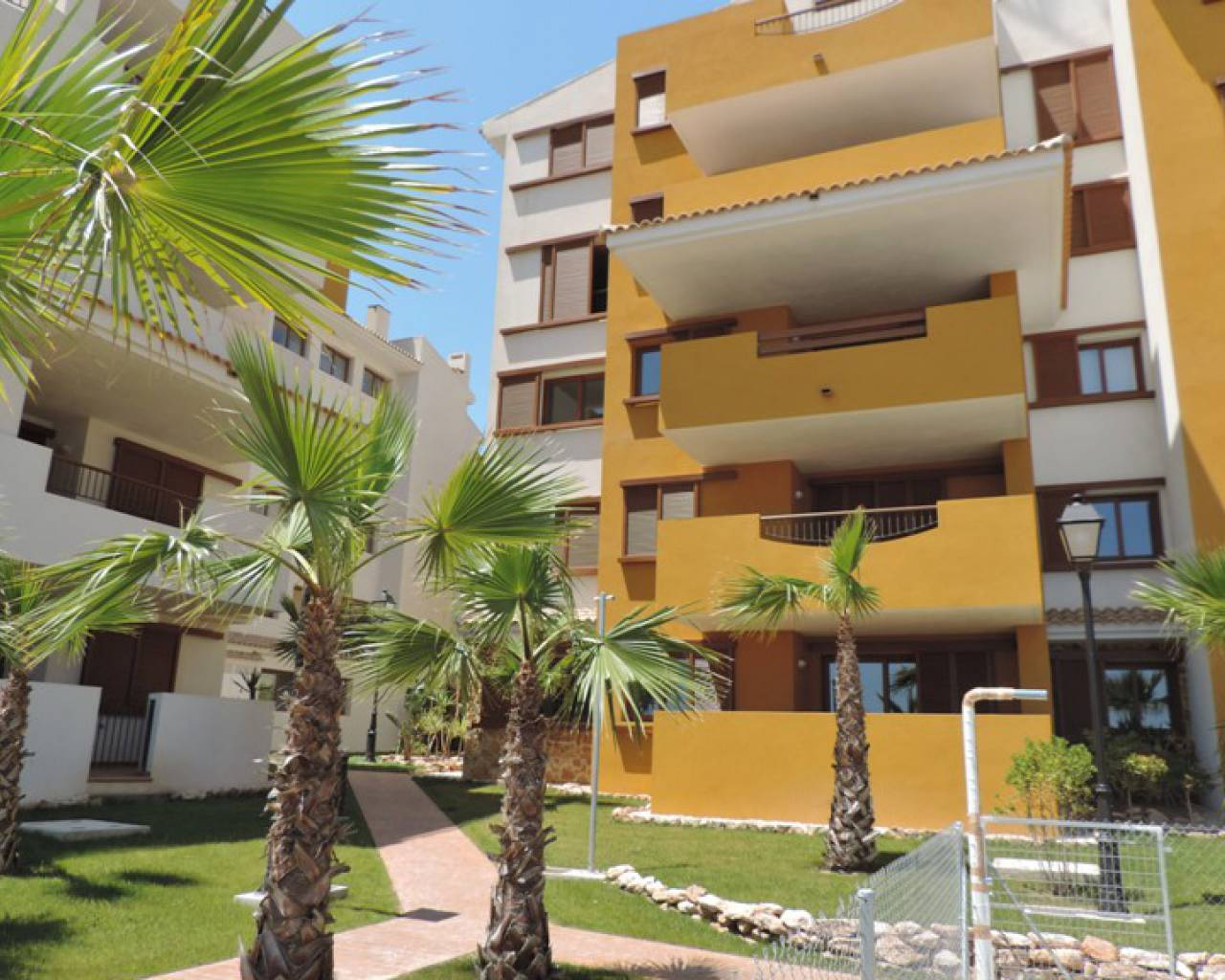New build - Apartment - Orihuela Costa - Punta Prima