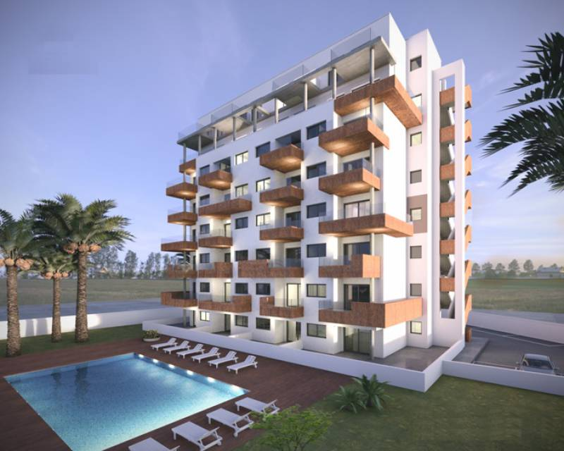 Apartment - New build - Guardamar Del Segura - Guardamar de la Segura