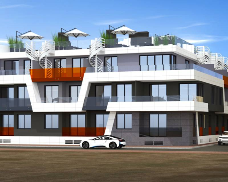 Apartment - New build - Torrevieja - Playa Los Locos