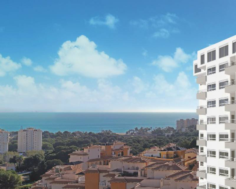 Apartment - New build - Orihuela Costa - Dehesa de Campoamor