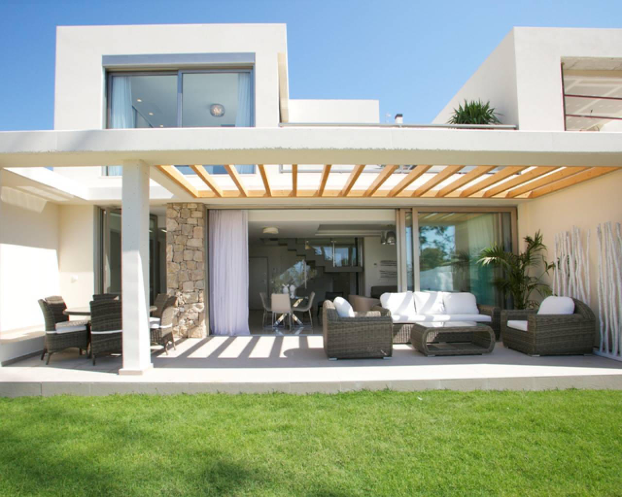 New build - Townhouse  - Villajoyosa - Villajoyosa - Town