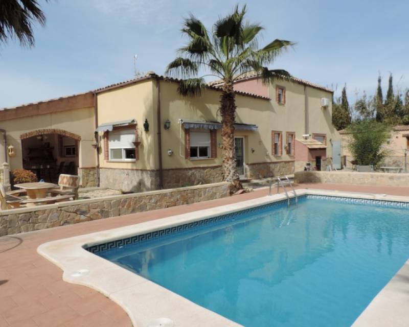 Country Property - Resale - Elche - Elche