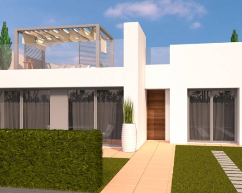 Detached Villa - New build - Lo Romero Golf Resort - Lo Romero Golf Resort