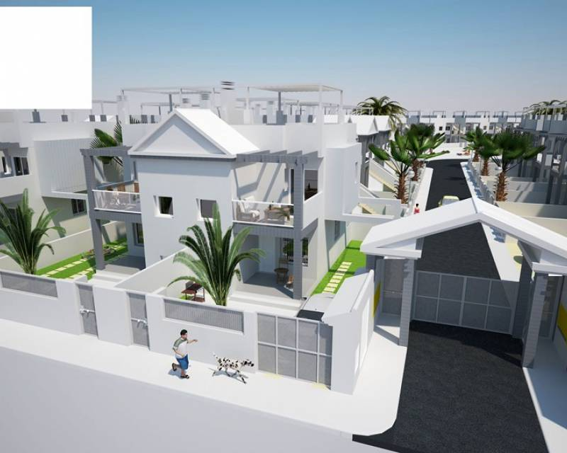 Townhouse  - New build - Orihuela Costa - La Florida