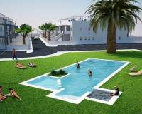 New build - Townhouse  - Orihuela Costa - La Florida