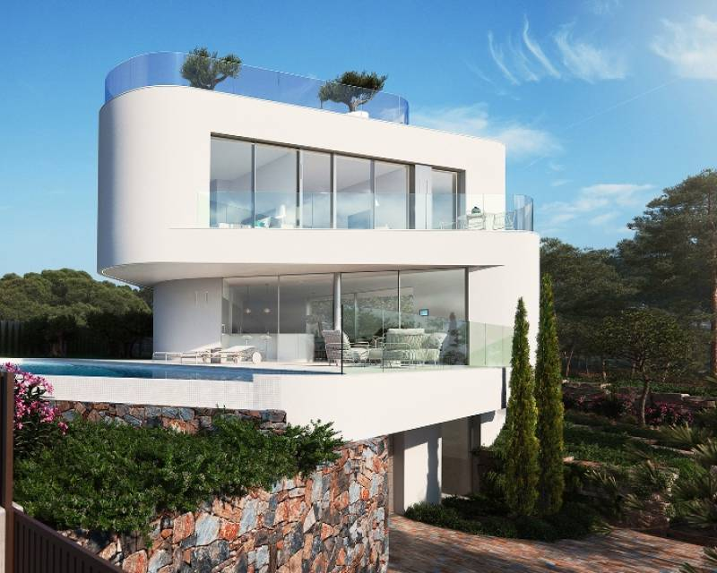 Detached Villa - New build - Finestrat - Finestrat