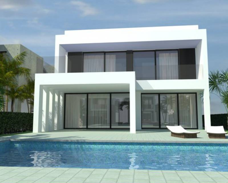 Detached Villa - New build - La Marina - El Pinet