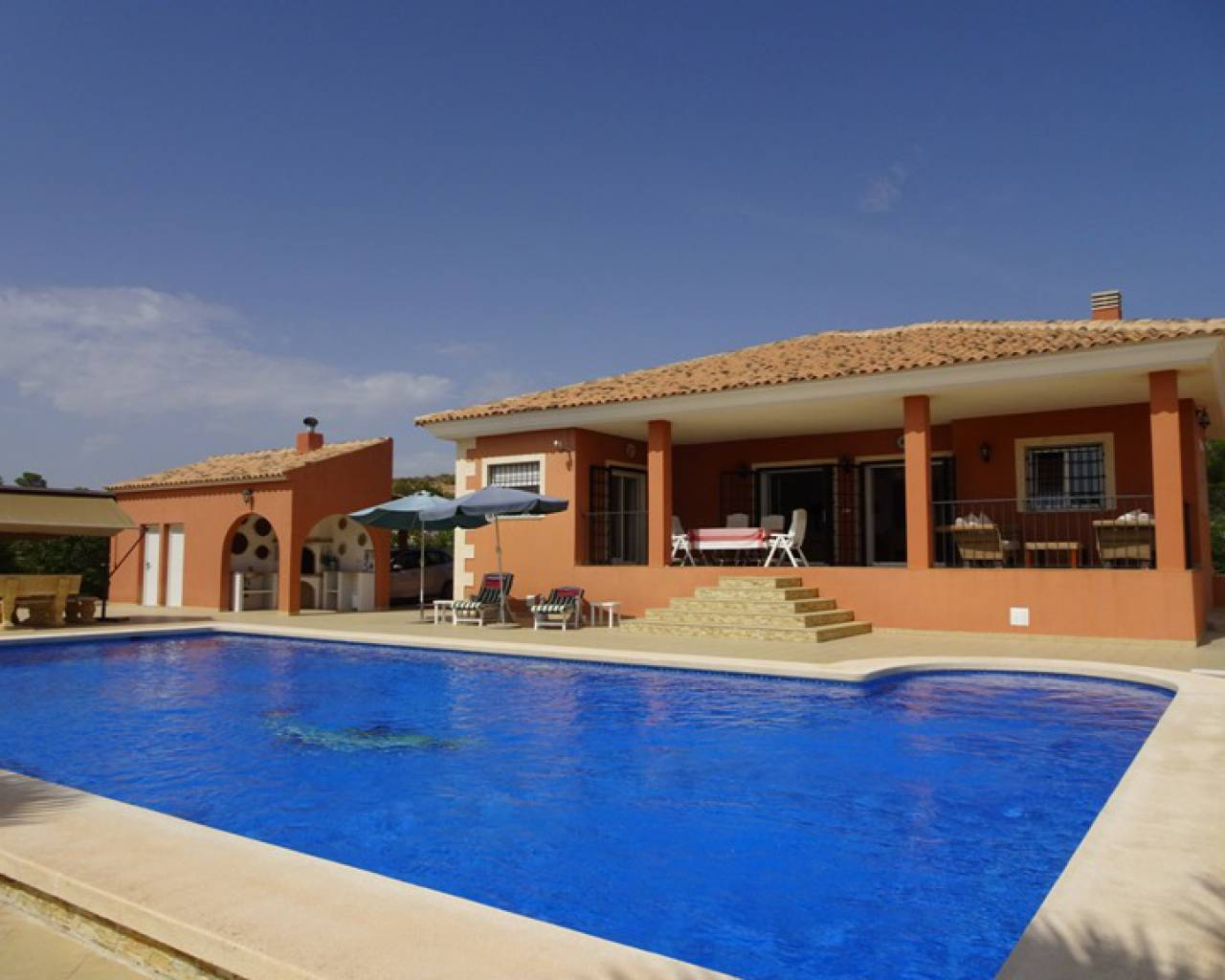 Resale - Country Property - Hondon de Las Nieves