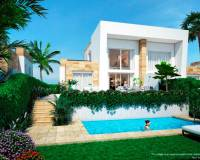 New build - Semi Detached Villa - Algorfa - La Finca