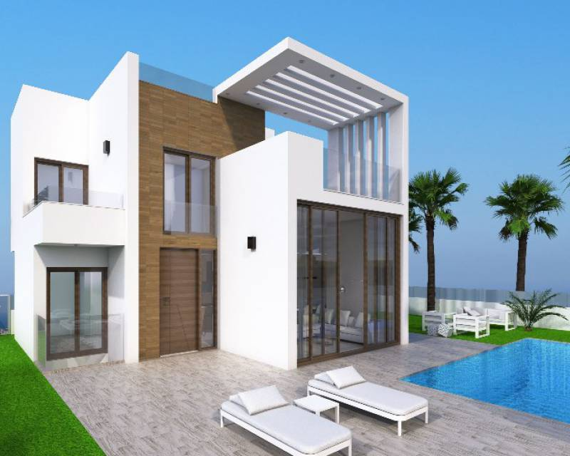 Detached Villa - New build - Orihuela Costa - Los Balcones