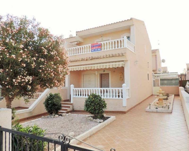 Semi Detached Villa - Resale - Orihuela Costa - Los Altos