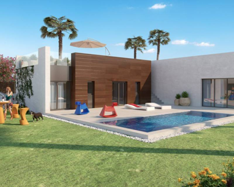 Detached Villa - New build - Algorfa - La Finca