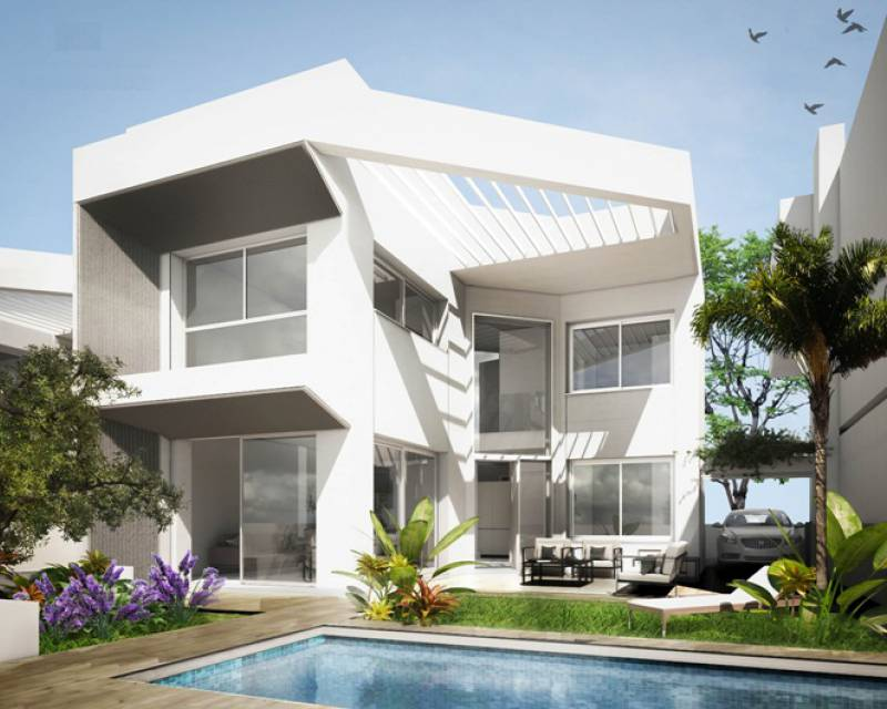 Detached Villa - New build - Torrevieja - Mar Azul