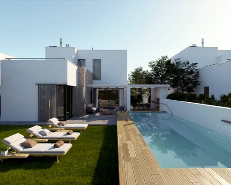 Detached Villa - New build - Orihuela Costa - Dehesa de Campoamor