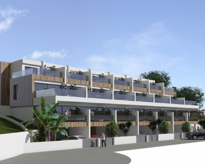 Townhouse  - New build - Gran Alacant - Gran Alacant central