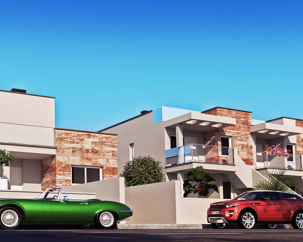 New build - Townhouse  - San Pedro del Pinatar - Costa Calida