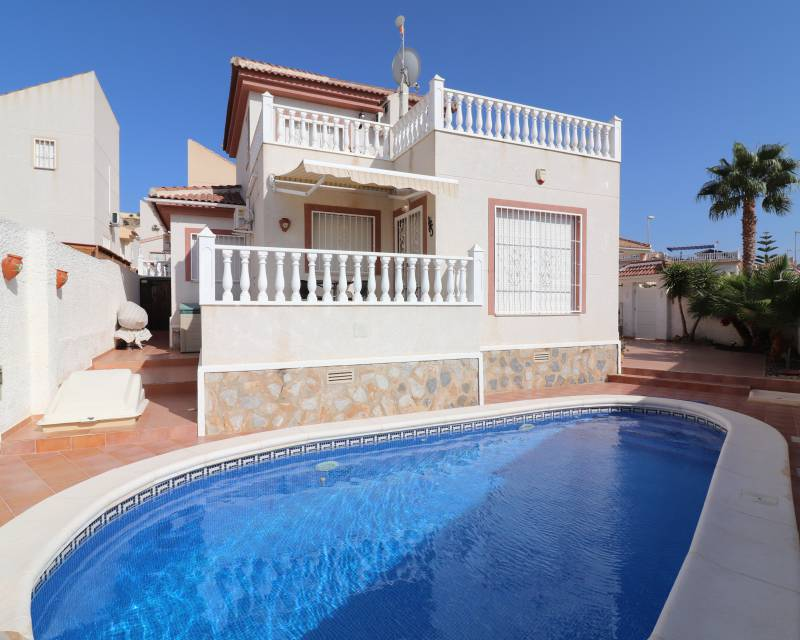 Detached Villa - Resale - Benimar - Rojales