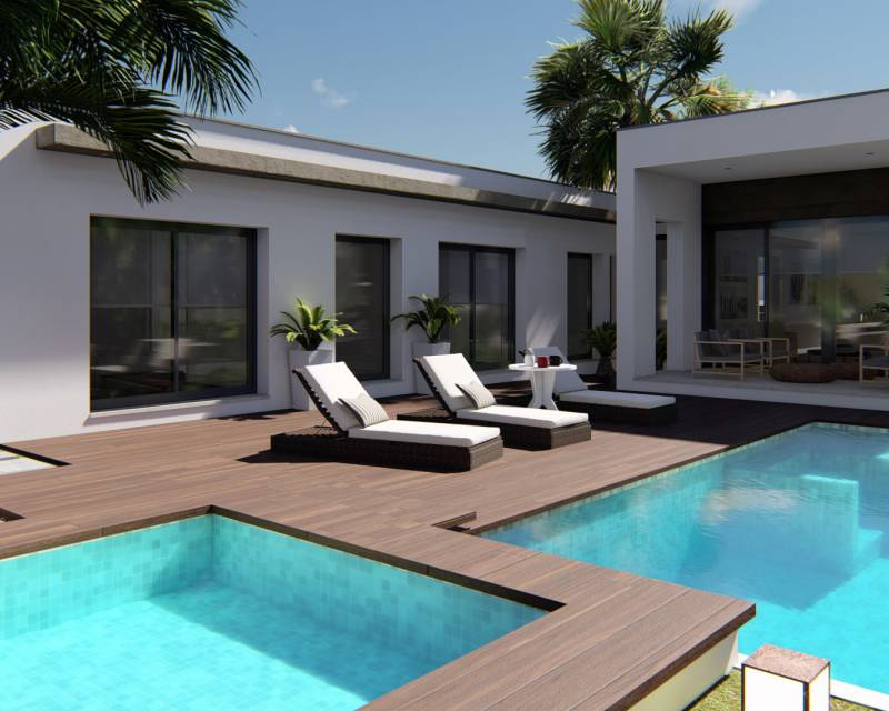 Detached Villa - New build - Formentera Del Segura - Fincas de La Vega