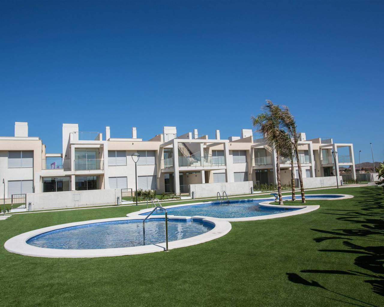 New build - Apartment - Los Urrutias