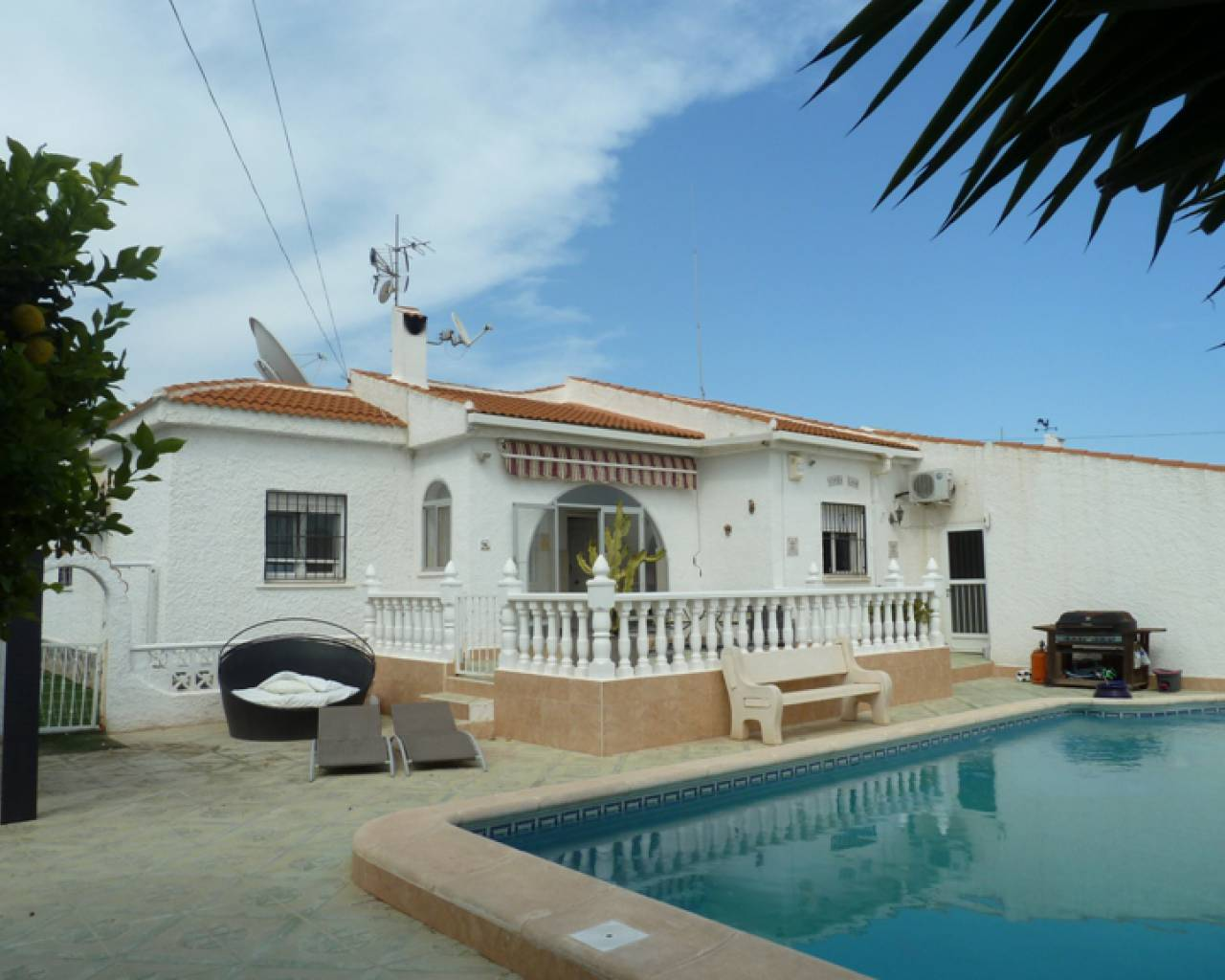 Resale - Detached Villa - Torrevieja - San Luis