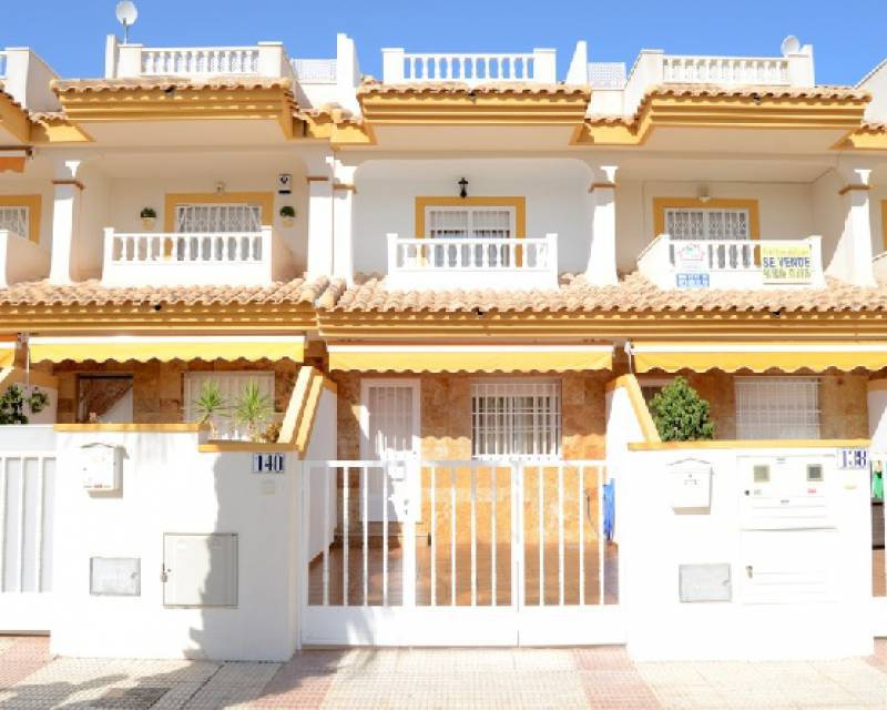 Townhouse  - Resale - Los Alcazares - Comercial Center Las Velas