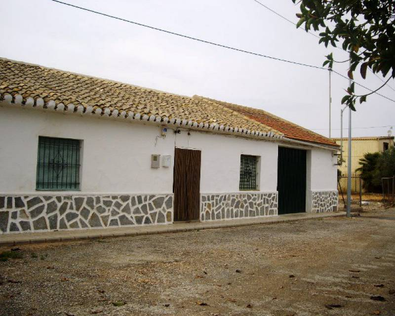 Country Property - Resale - San Javier - El Mirador