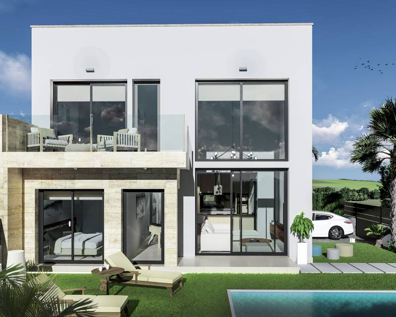 Detached Villa - New build - Daya Vieja - Daya Vieja