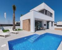New build - Detached Villa - Orihuela Costa - Villamartin