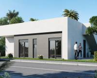 New build - Detached Villa - Mar Menor Golf Resort - Mar Menor Golf