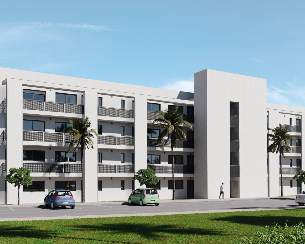 New build - Apartment - Mar Menor Golf Resort - Mar Menor Golf