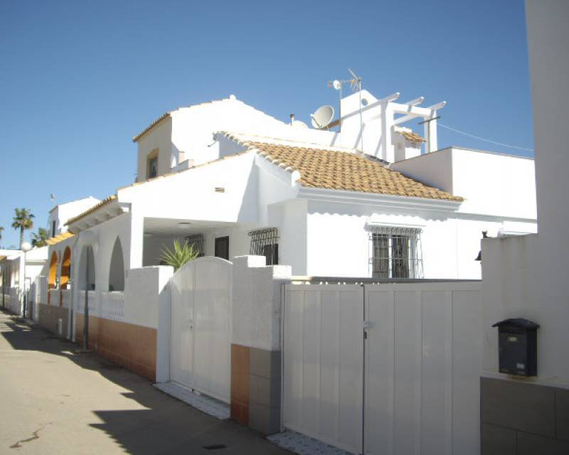 Semi Detached Villa - Resale - Los Alcazares - Oasis - Los Narejos