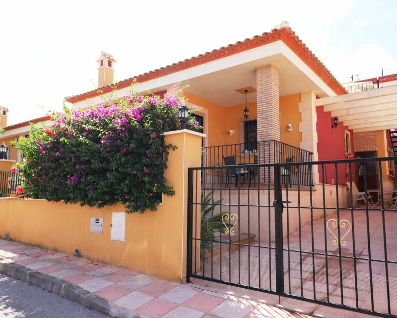 Detached Villa - Resale - Bigastro - Villas Andrea