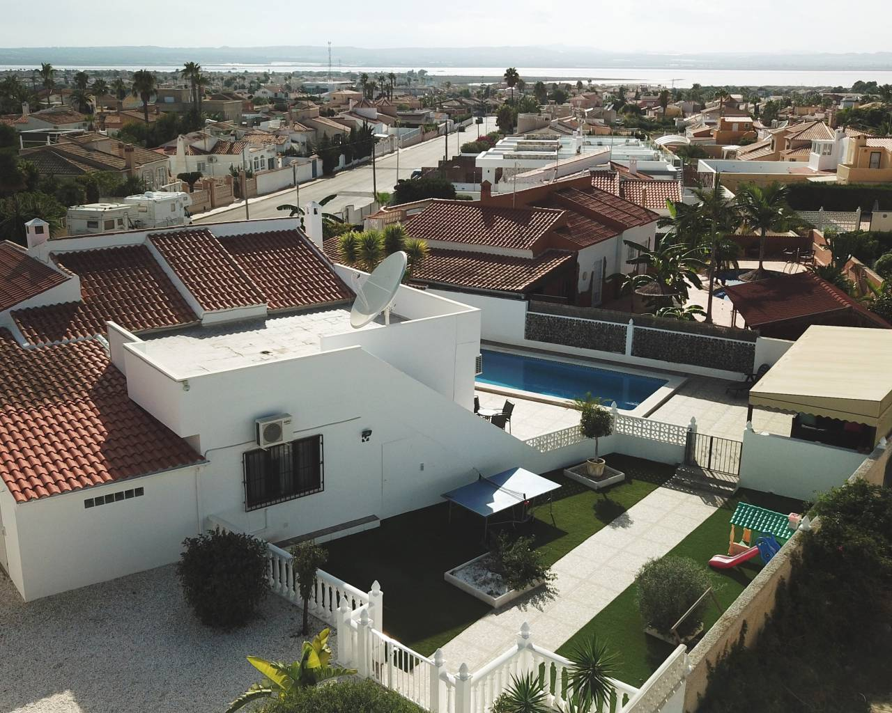 Resale - Detached Villa - Torrevieja - El Chaparral
