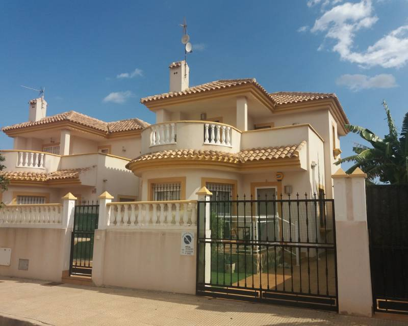 Detached Villa - Resale - El Algar - El Algar - Town