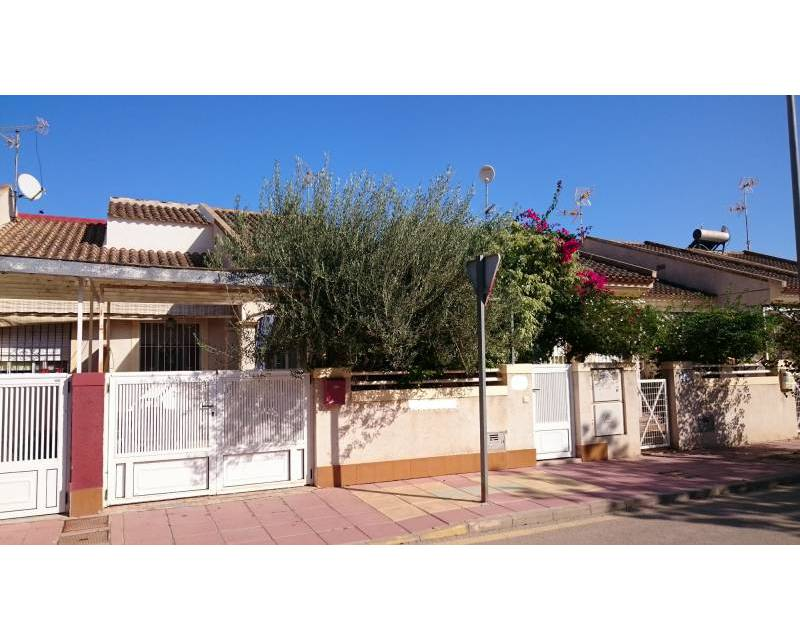 Semi Detached Villa - Resale - Los Alcazares - La Dorada