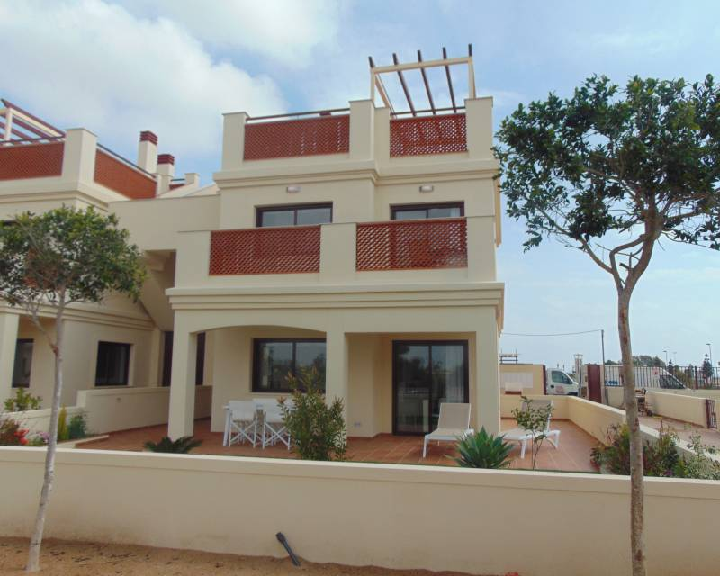 Bungalow - New build - Los Alcazares - Serena Golf