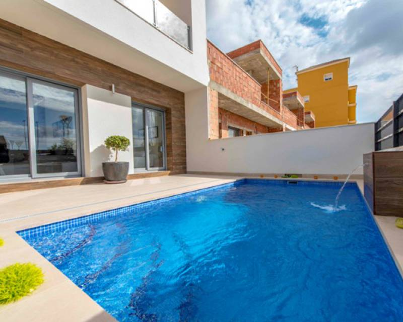 Townhouse  - New build - Daya Vieja - Daya Vieja